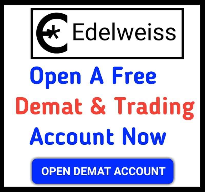 Edelweiss demat account open