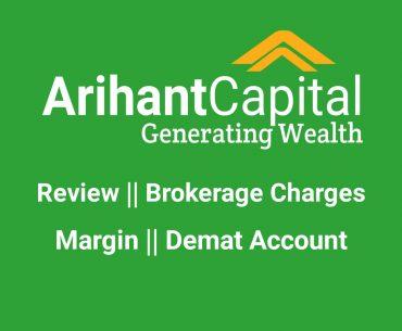 Arihant capital full review
