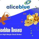Aliceblue online Review margin demat