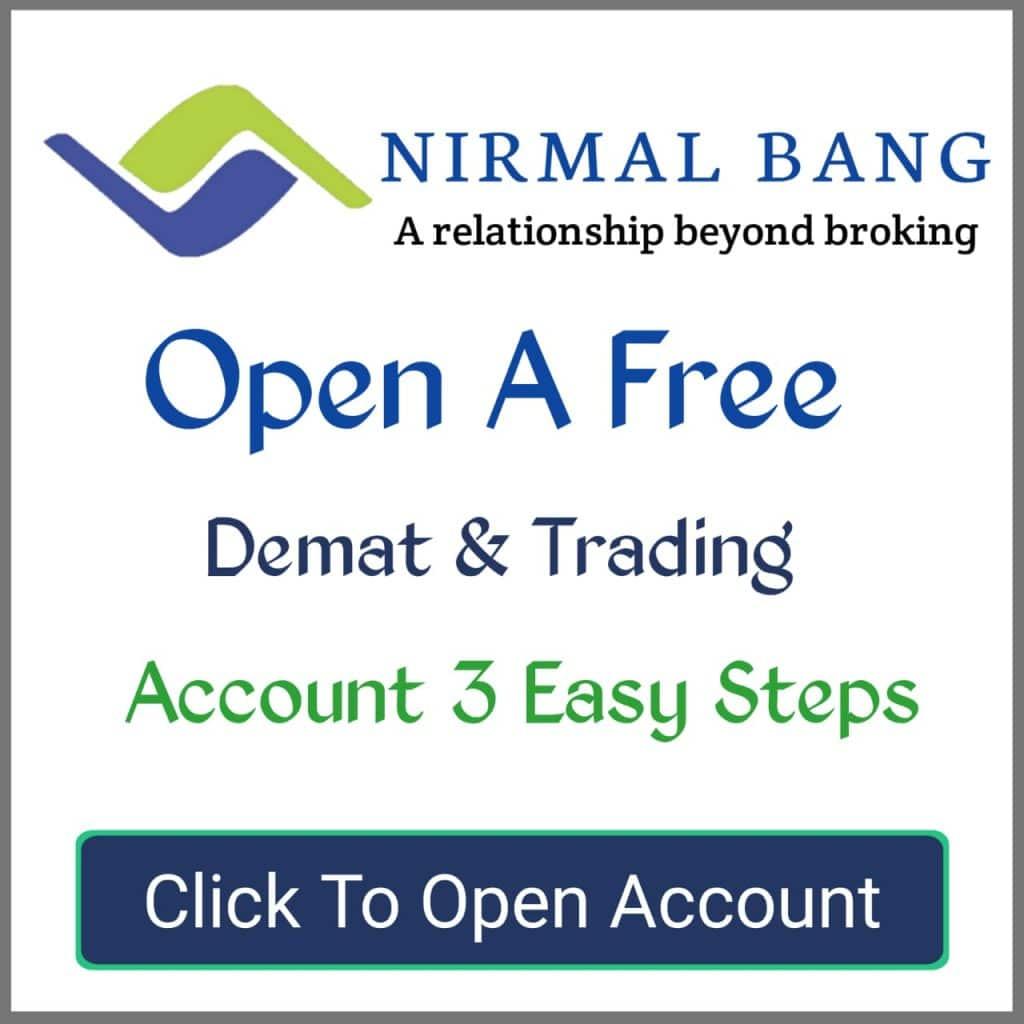 Nirmal bang Demat account