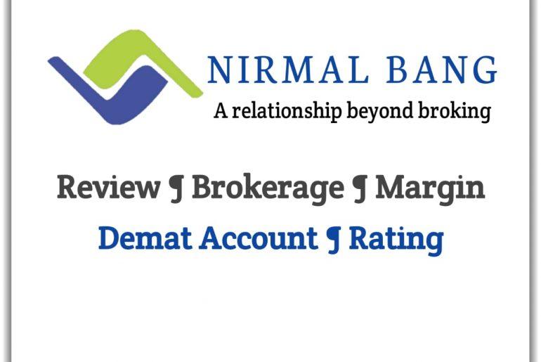 Nirmal bang securities review