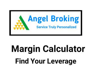 Angel Broking Margin Calculator