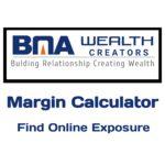BMA Wealth Margin Calculator