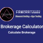 Composit Edge Brokerage Calculator