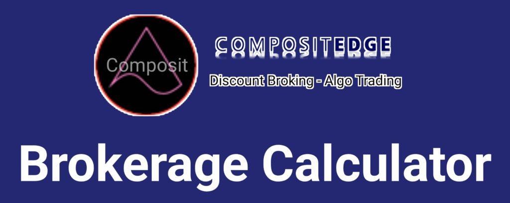 Composit Edge Brokerage Calculator Online
