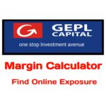 GEPL Capital Margin Calculator
