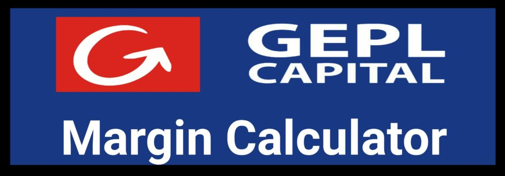 GEPL Capital Margin Calculator Online