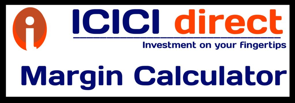 ICICI Direct Margin Calculator Online