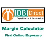IDBI Direct Capital Margin Calculator