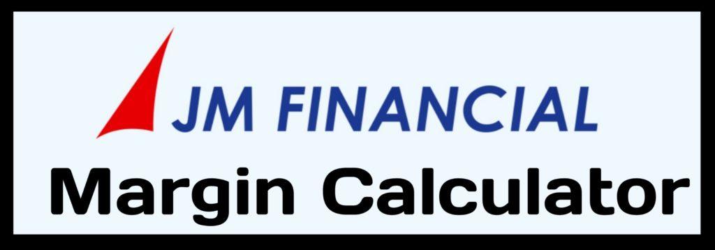 JM Financial Margin Calculator Online