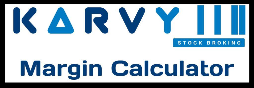 Karvy Margin Calculator Online