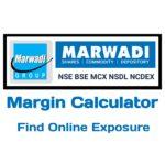 Marwadi Securities Margin Calculator
