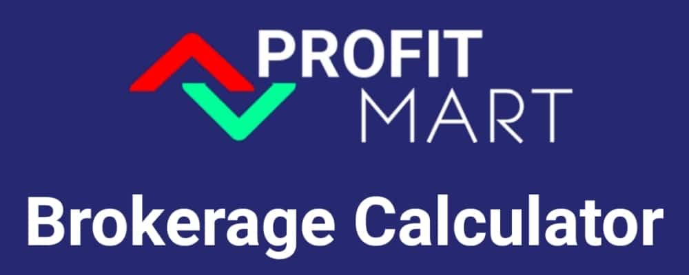 ProfitMart Brokerage Calculator