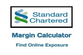Standard Chartered Margin Calculator