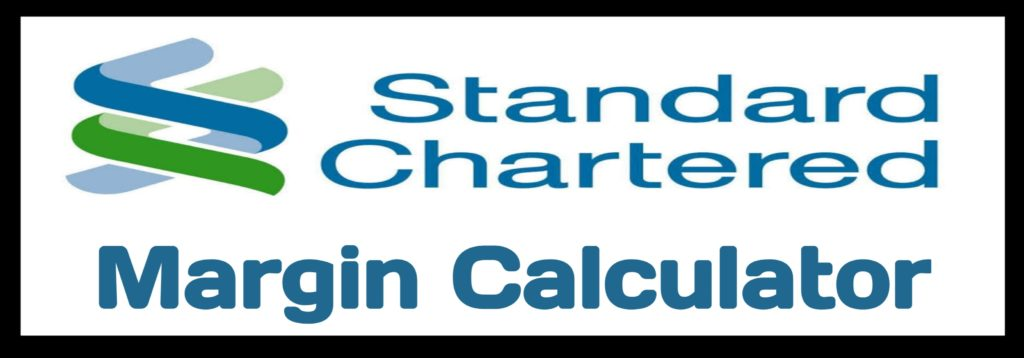 Standard Chartered Margin Calculator Online