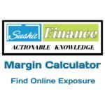 Sushil Finance Margin Calculator