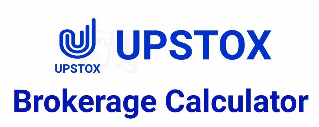 Upstox Brokerage Calculator Online