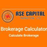 ASE Capital Brokerage Calculator