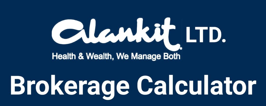 Alankit Brokerage Calculator Online