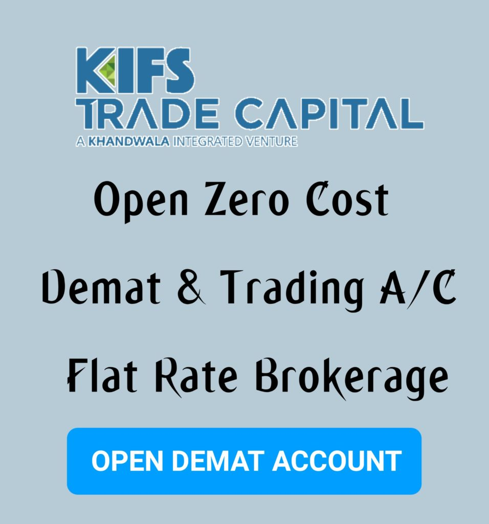 Demat Account Opening With KIFS Trade