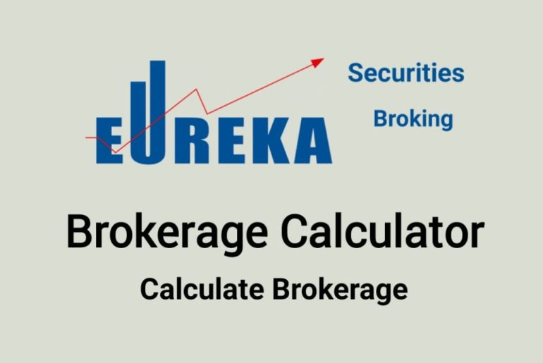 Eureka Brokerage Calculator