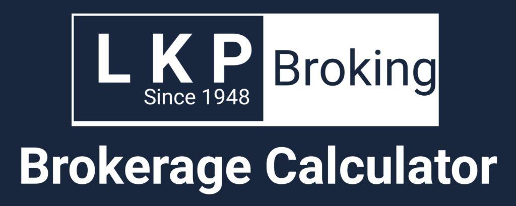 LKP Brokerage Calculator Online