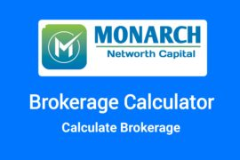 Monarch Brokerage Calculator