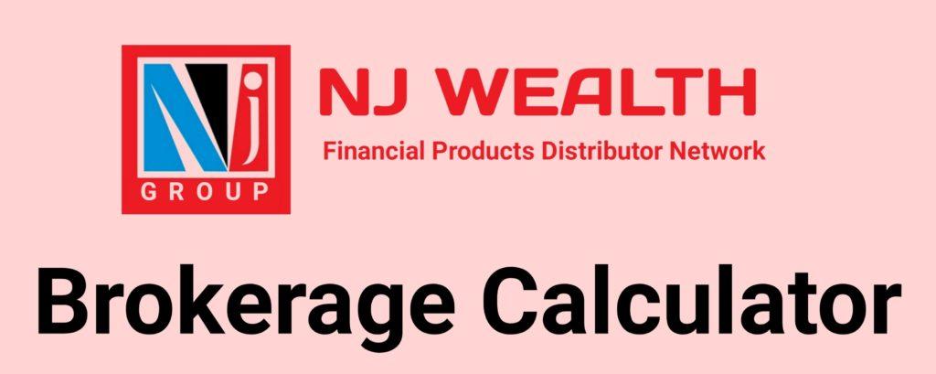 NJ Wealth Brokerage Calculator Online