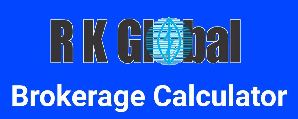 Rk Global Capital Brokerage Calculator Online