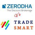 Zerodha Vs Trade smart Online Comparison