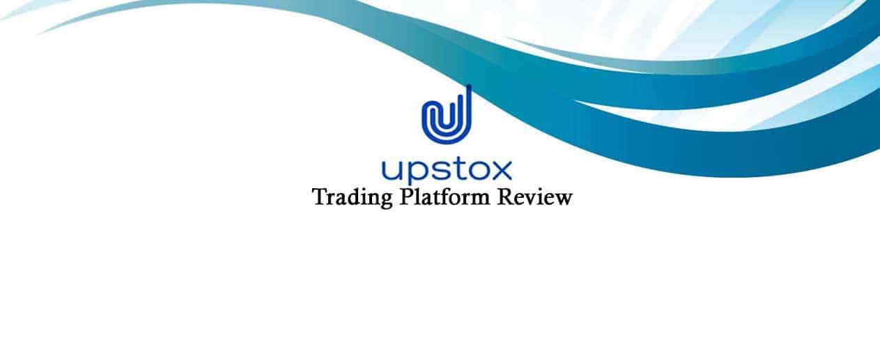 Upstox Trading Platform 1
