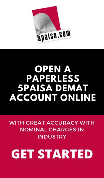 5Paisa Account