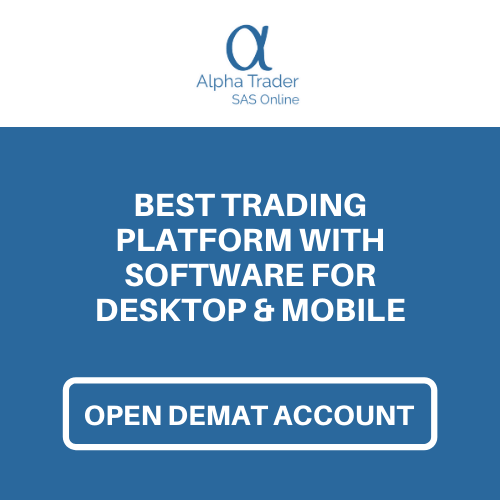 open SAS Alpha Demat Account