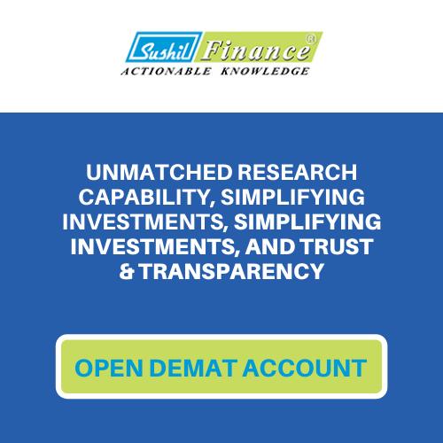 open Sushil Finance Demat account