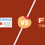 Zerodha Kite Vs Fox Trader Comparison