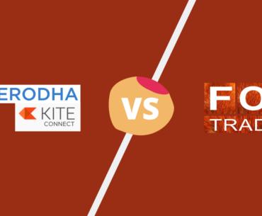 Zerodha Kite Vs Fox Trader Comparison