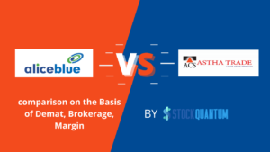 Alice Blue Online Vs Astha Trade