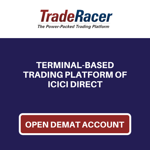 open ICICI Trade Racer Demat Account