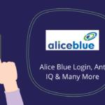 Alice Blue Login