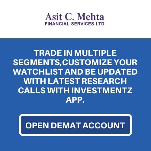 Asit C Mehta account