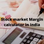 Stock market Margin calculator