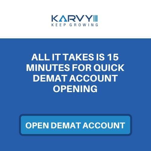 Karvy Account