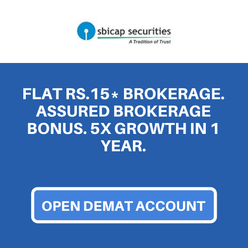 open SBIcap securities Demat Account