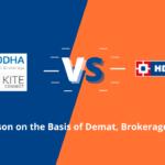 Zerodha Kite vs. HDFC Securities Blink Review