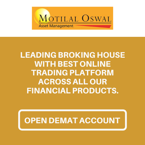 open Motilal Oswal Demat account