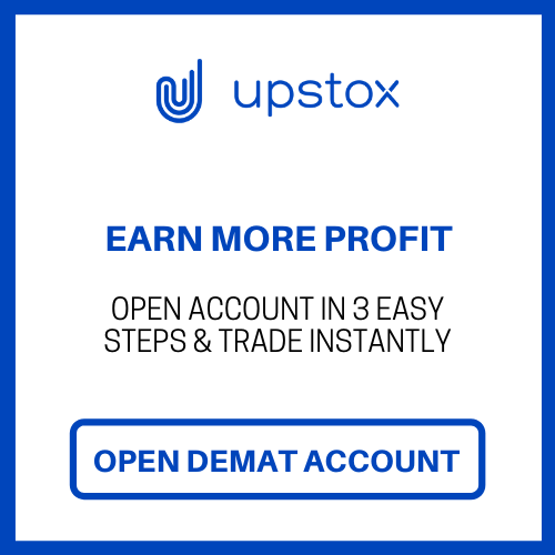 open upstox demat acc
