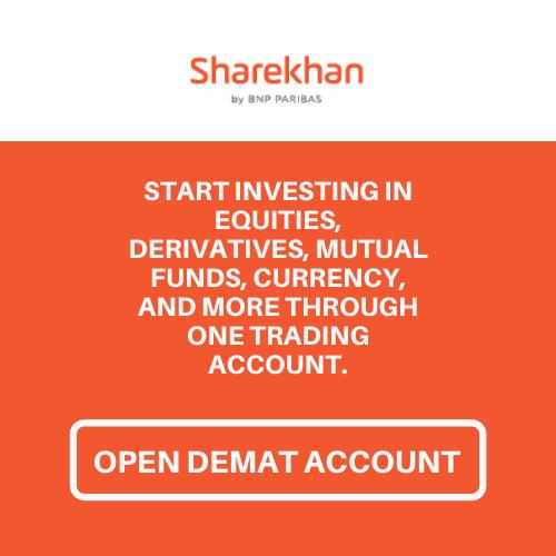 sharekhan demat account