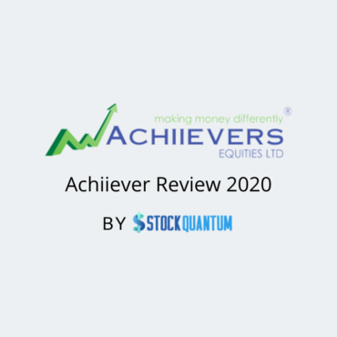 Achiiever Review| Services, Brokerage Charges, Margin, Demat Account, Platforms, Research Reports & More