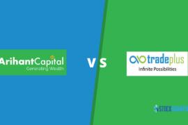 Arihant Capital Vs TradePlus