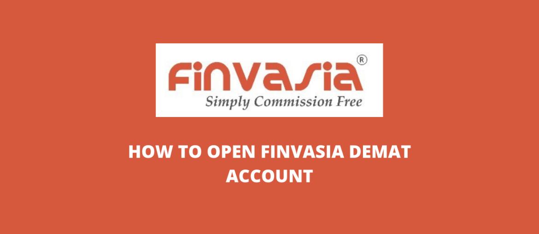 Finvasia Demat Account